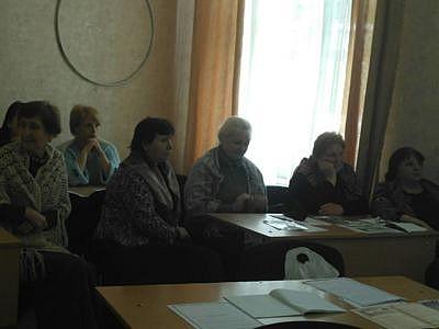 Районный семинар библиотекарей