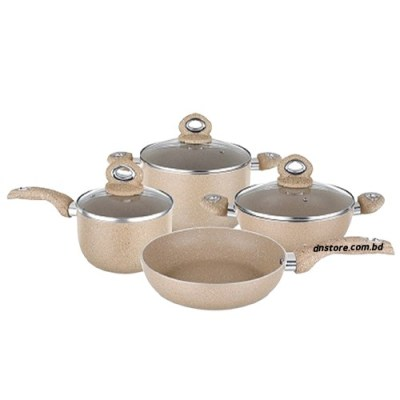 Disnie 7 Pic Cookware Sets In Bangladesh At Best Price