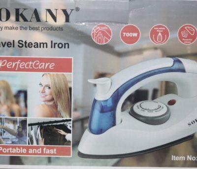 Portable Steam Iron