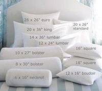 How to Create the Perfect Bedroom: Pillows | Woman Getting ...