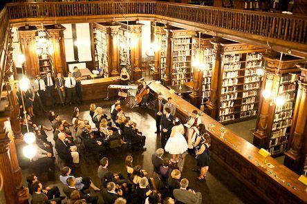Brooklyn Historical Society Wedding Venue