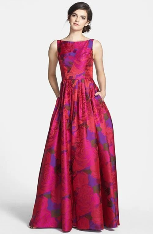 15 Gorgeous Mother of the Bride Dresses  Woman Getting