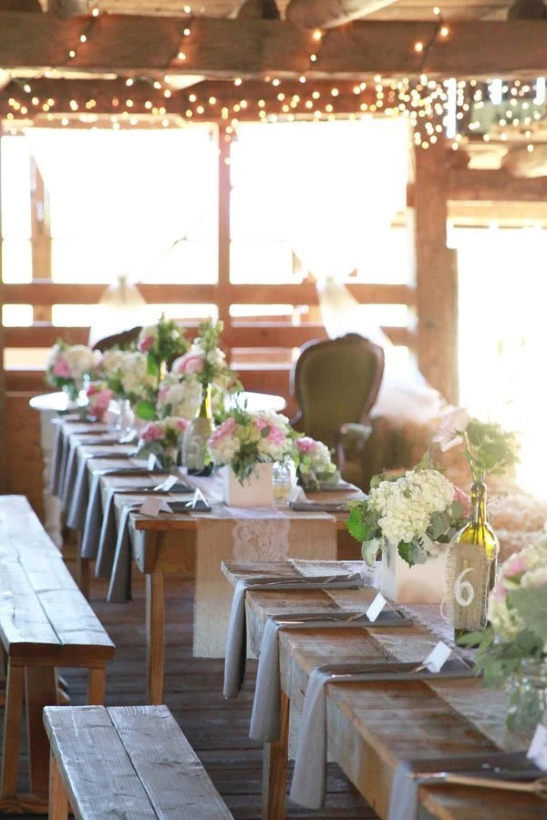 Wedding Chairs/Tables: