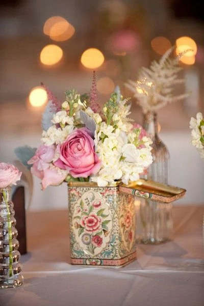 21 Vintage Wedding Ideas