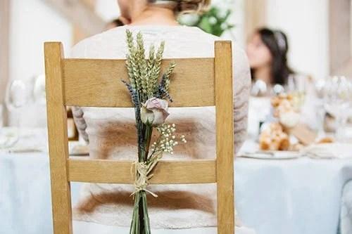 Wedding Chair Decorations