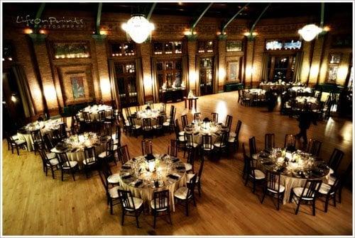 Cafe Brauer Wedding Venue
