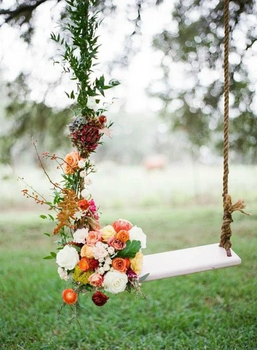 28 Amazing Garden Wedding Ideas