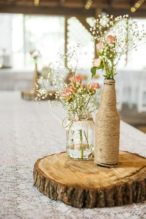 20 BudgetFriendly Wedding Centerpieces