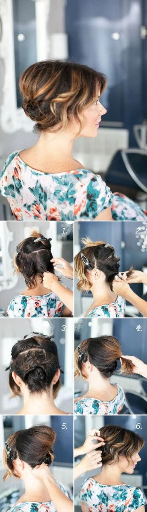 15 gorgeous wedding hairstyles for short hair