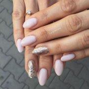 awesome wedding nails design