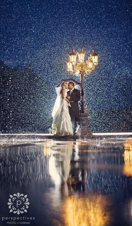 11 Reasons Why We Love Rainy Wedding Days