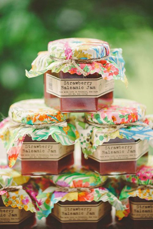 Summer Wedding Favors