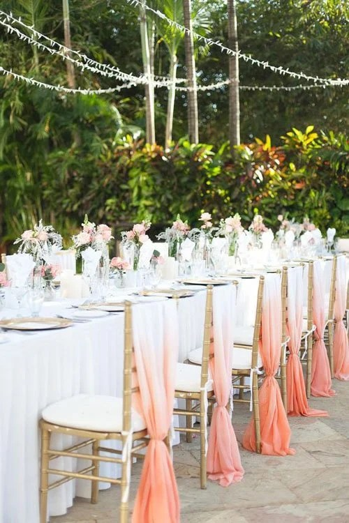 martha stewart chair covers office depot 15 summer wedding ideas we're loving