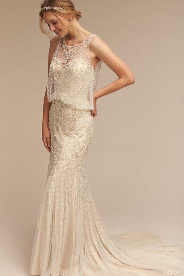 Va Et Vien Jacinda Gown ($1,500)