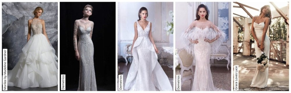The Hollywood Glam Bride
