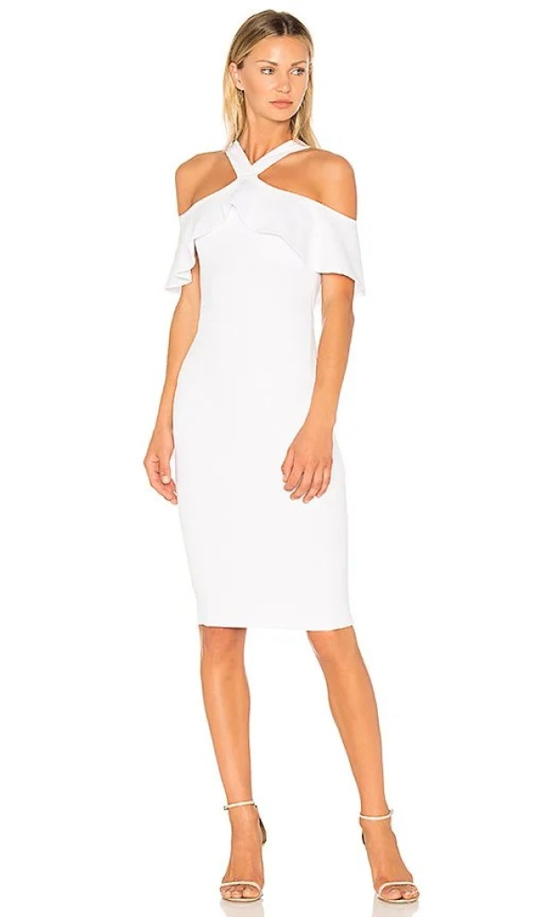 Nookie Hermosa Midi Dress