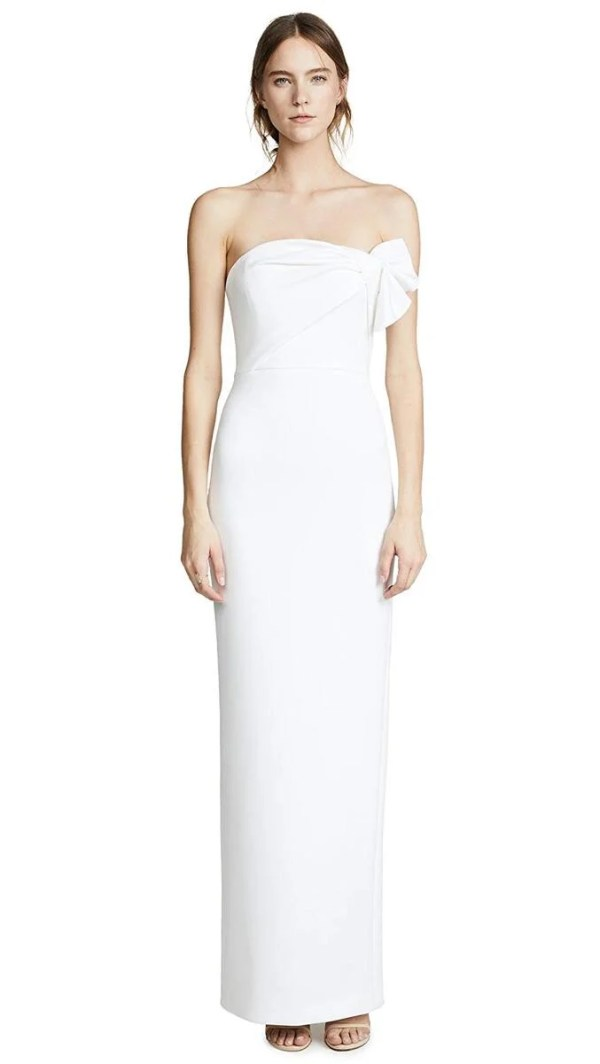 Black Halo Women's Divina Gown ($431)