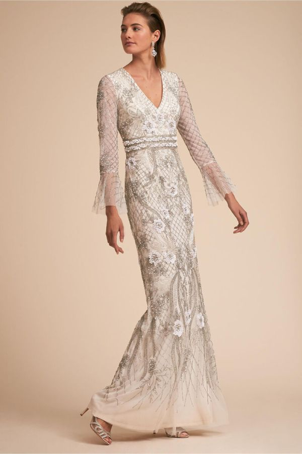 BHLDN Lara Turner Gown ($200)