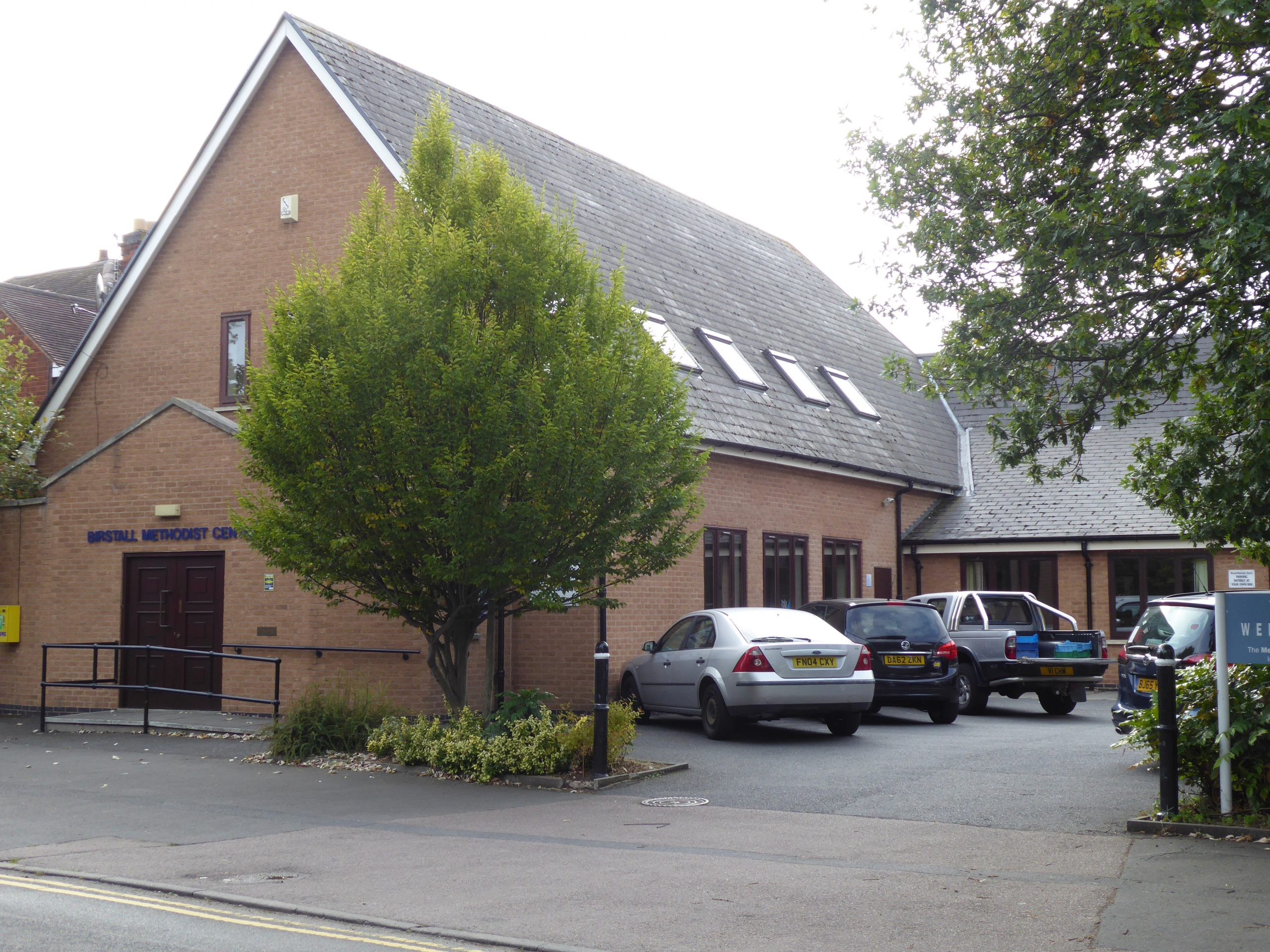 Birstall Methodist Centre. Wanlip Lane Birstall. Leicestershire | Leicestershire | My Methodist History