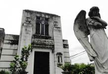 BACOLOD CITY, Negros Occidental, Philippines - All public and private cemeteries will be closed to visitors starting 29 October until 4 November 2020.