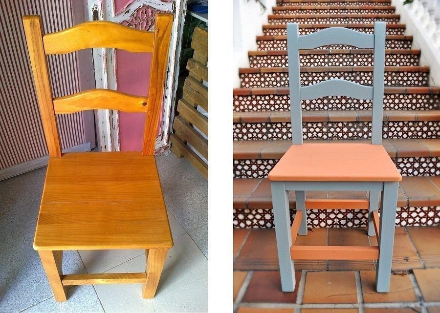 Fotos de muebles pintados con chalk paint  Tienda Online