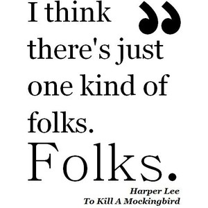 To Kill Mockingbird Character Quotes. QuotesGram