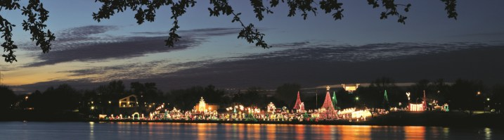 Marble Falls Trail of Lights