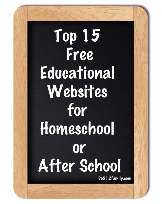Top Free Educational Websites