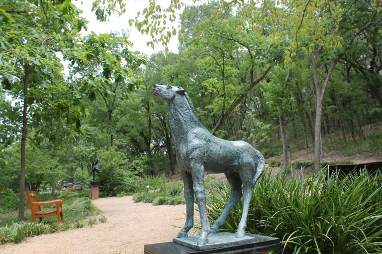 June 2015 Family Day At Umlauf Sculpture Garden Museum Do512 Family
