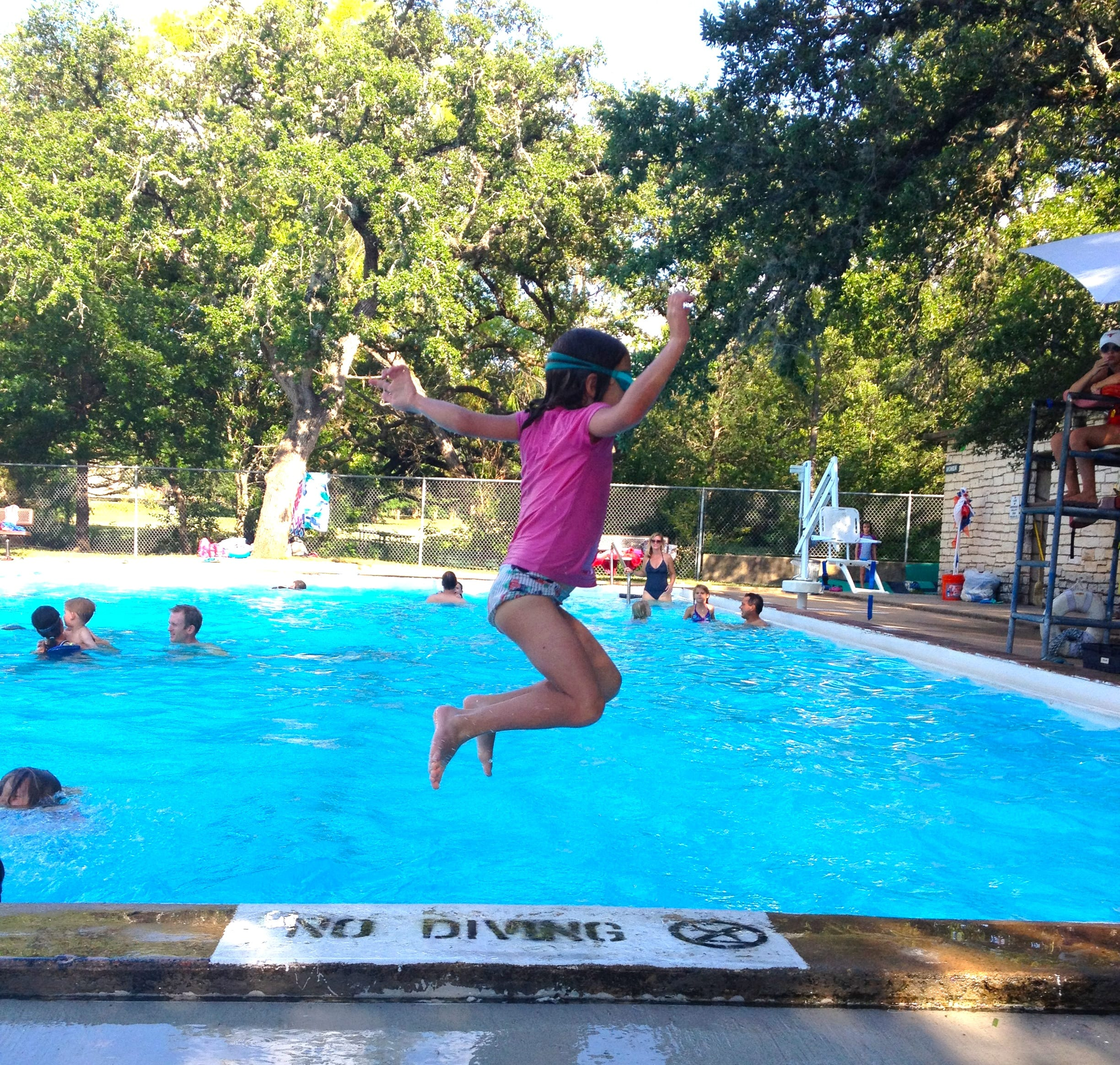 Free Pools In Austin Do512 Family