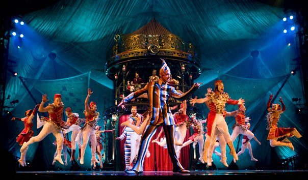Dream of a New Circus: How Cirque du Soleil Revived the