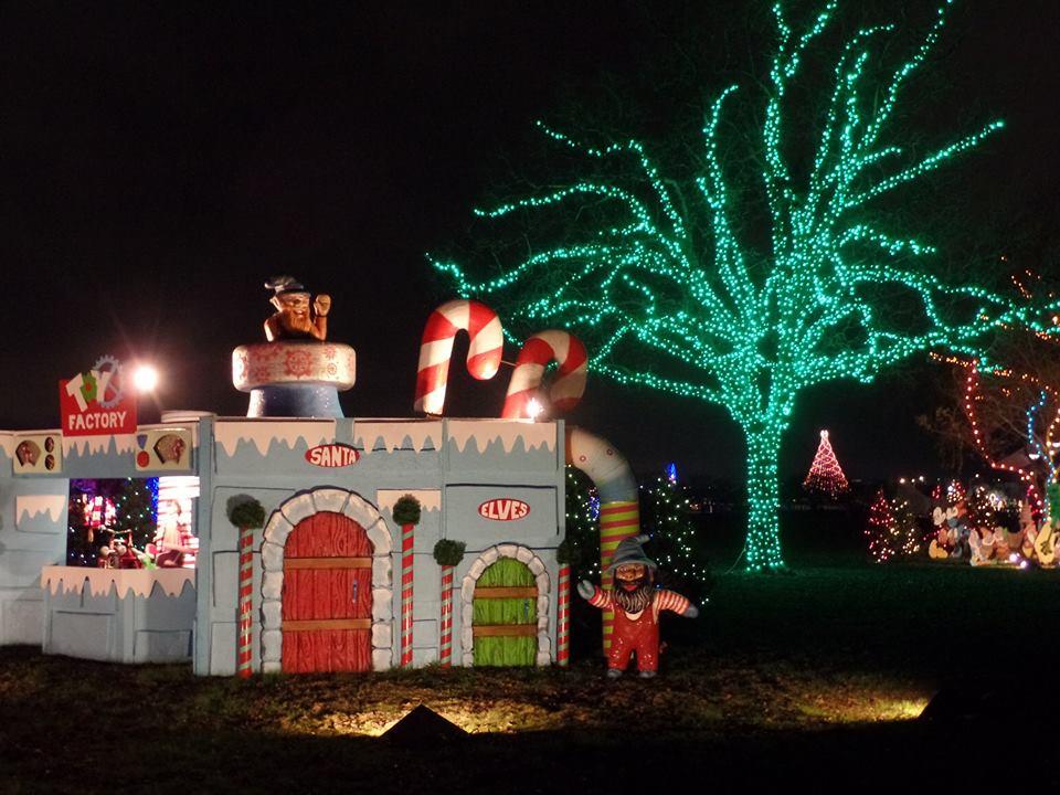 christmas lights in austin 2015