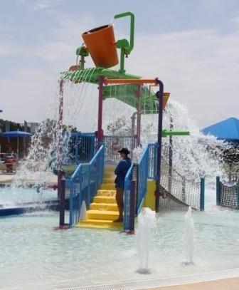 Awesome Pools Splash Pads Around Austin Do512 Family