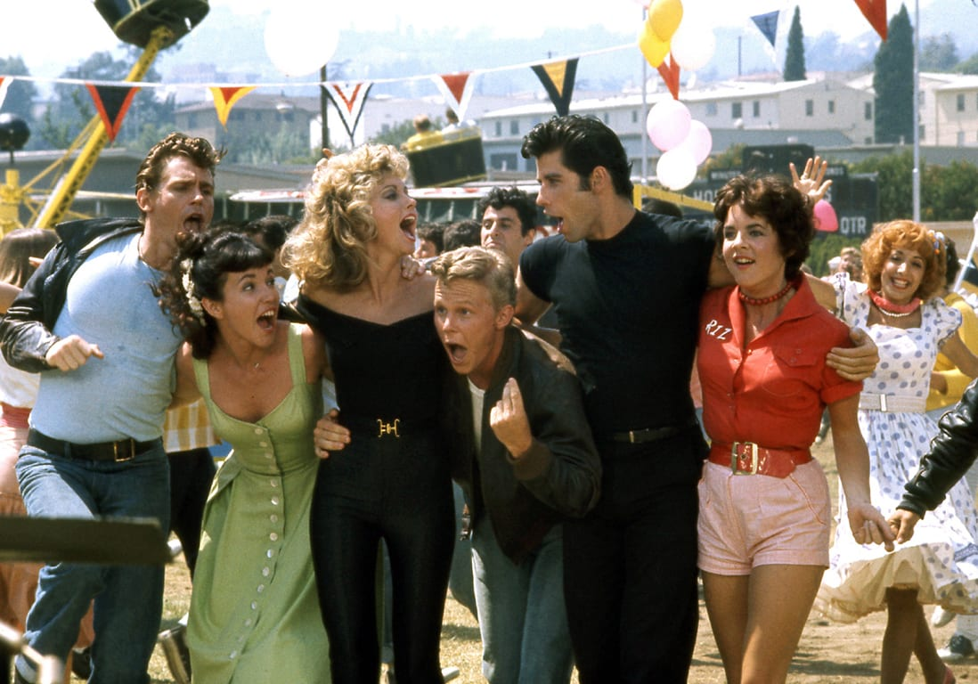 grease sing along movie night do512 family. Black Bedroom Furniture Sets. Home Design Ideas