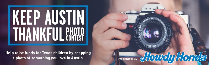 Take A Photo Of Something You Appreciate About Austin And Email It To  Givethanks@do512.com, Or Post To Instagram Using The Hashtags  #KeepAustinThankful ...