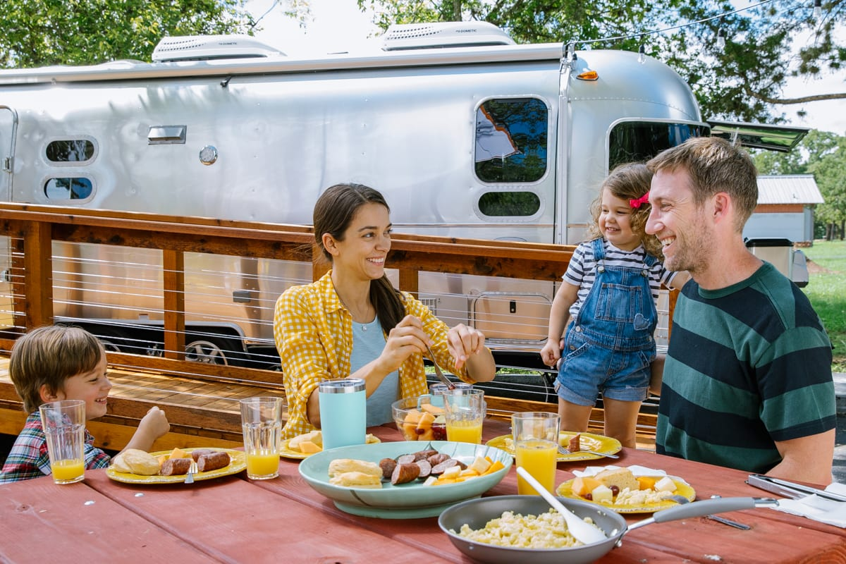 Go Glamping! Airstreams at Lake Bastrop North Shore Park – Do512 Family