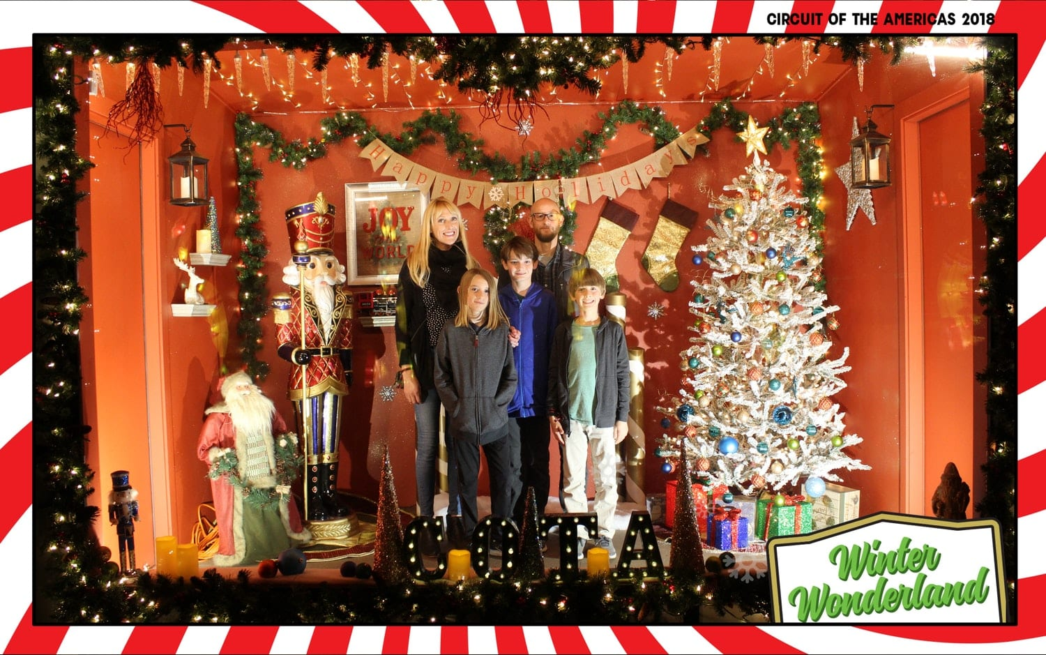 Circuit Of The Americas Christmas.Winter Wonderland At The Circuit Do512 Family