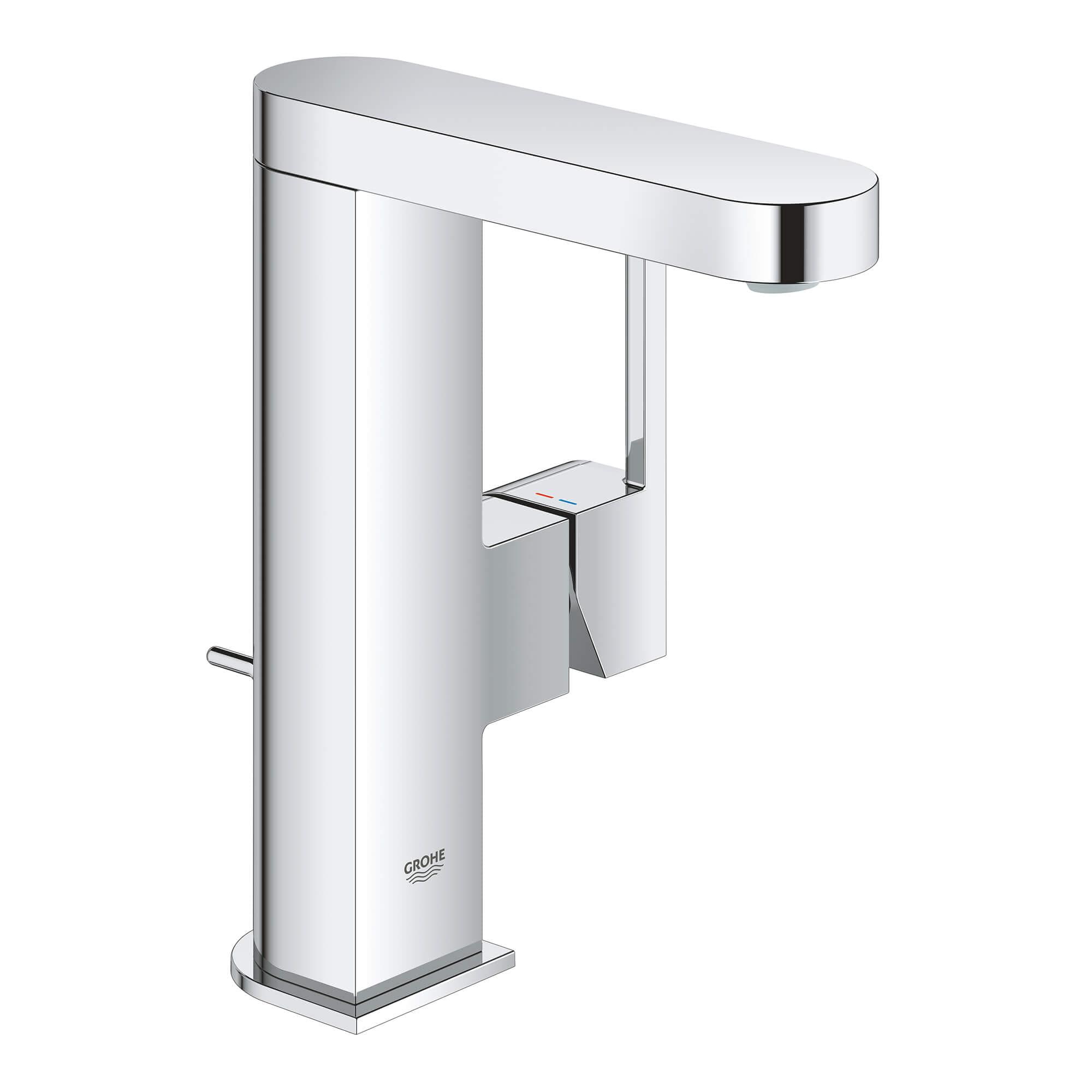 single hole single handle m size bathroom faucet 4 5 l min 1 2 gpm