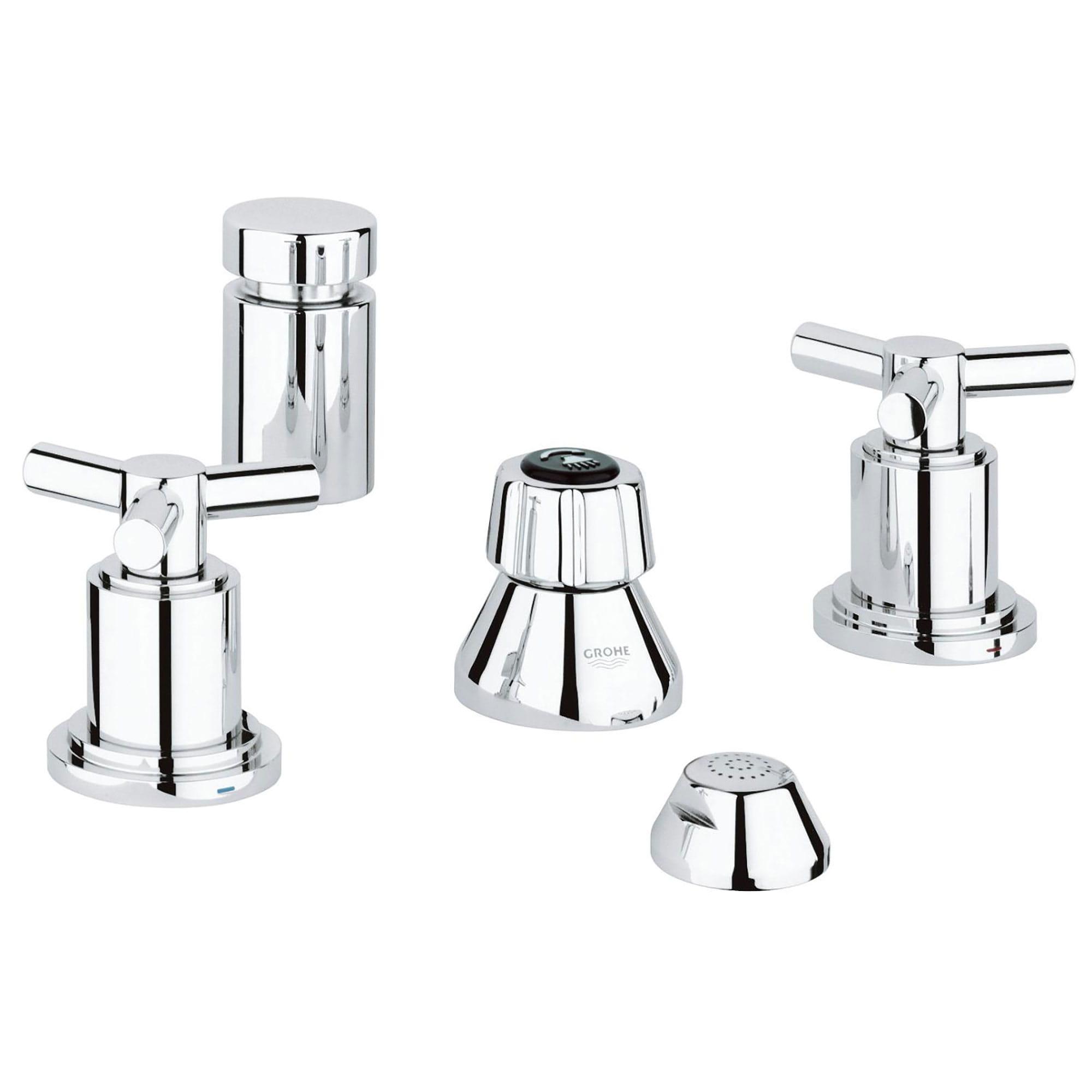 three hole bidet faucet m size