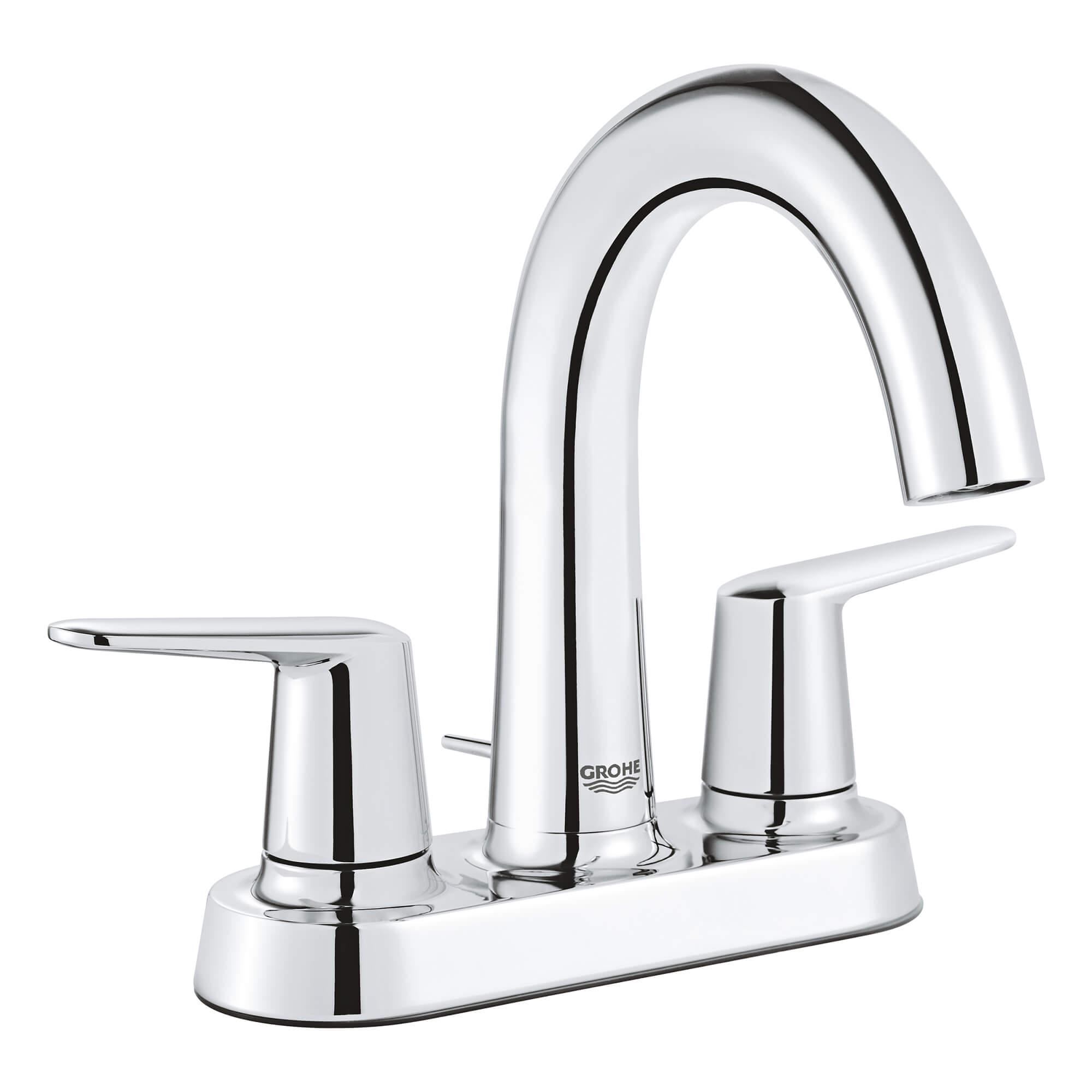 centerset faucets