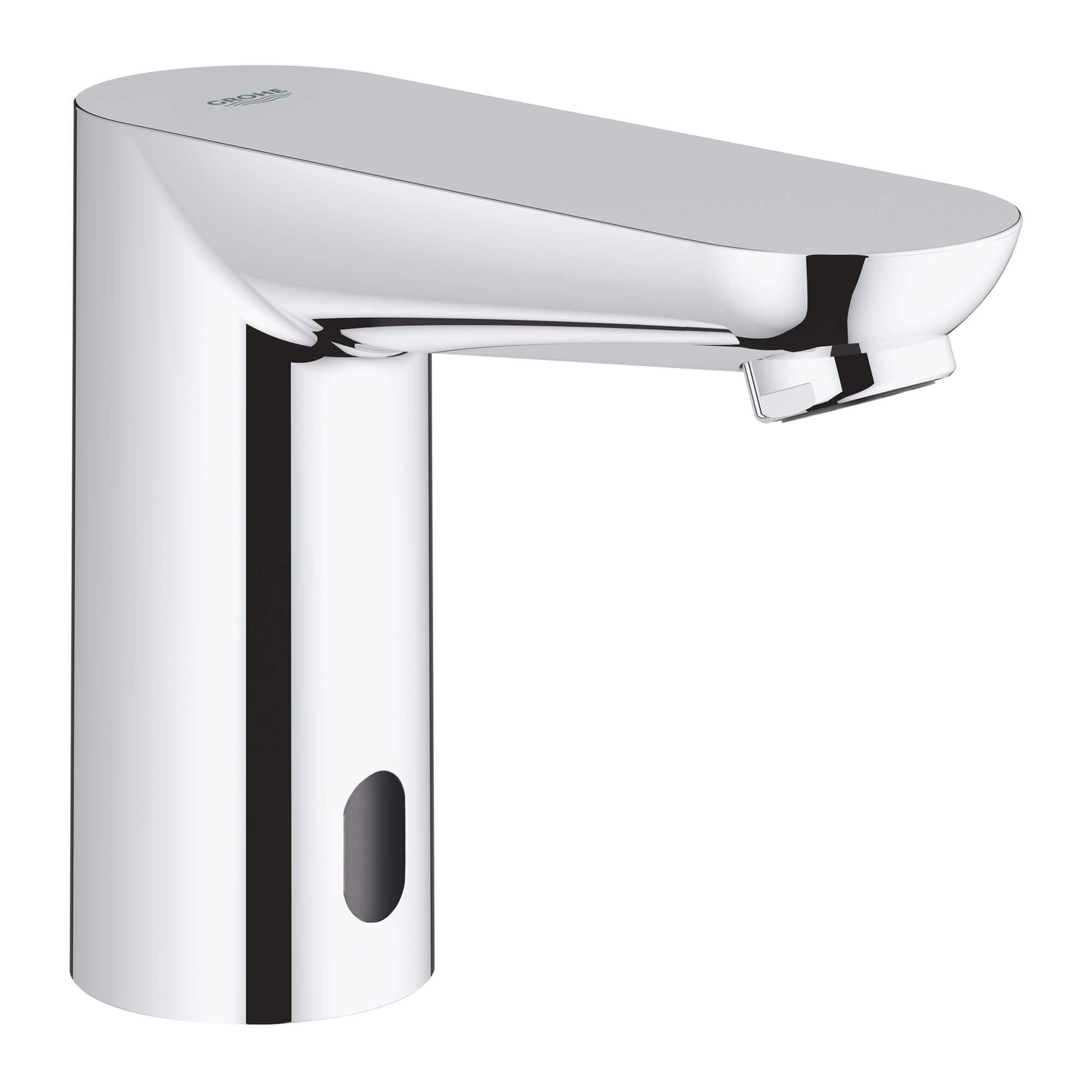 cosmopolitan e centerset touchless bathroom faucet