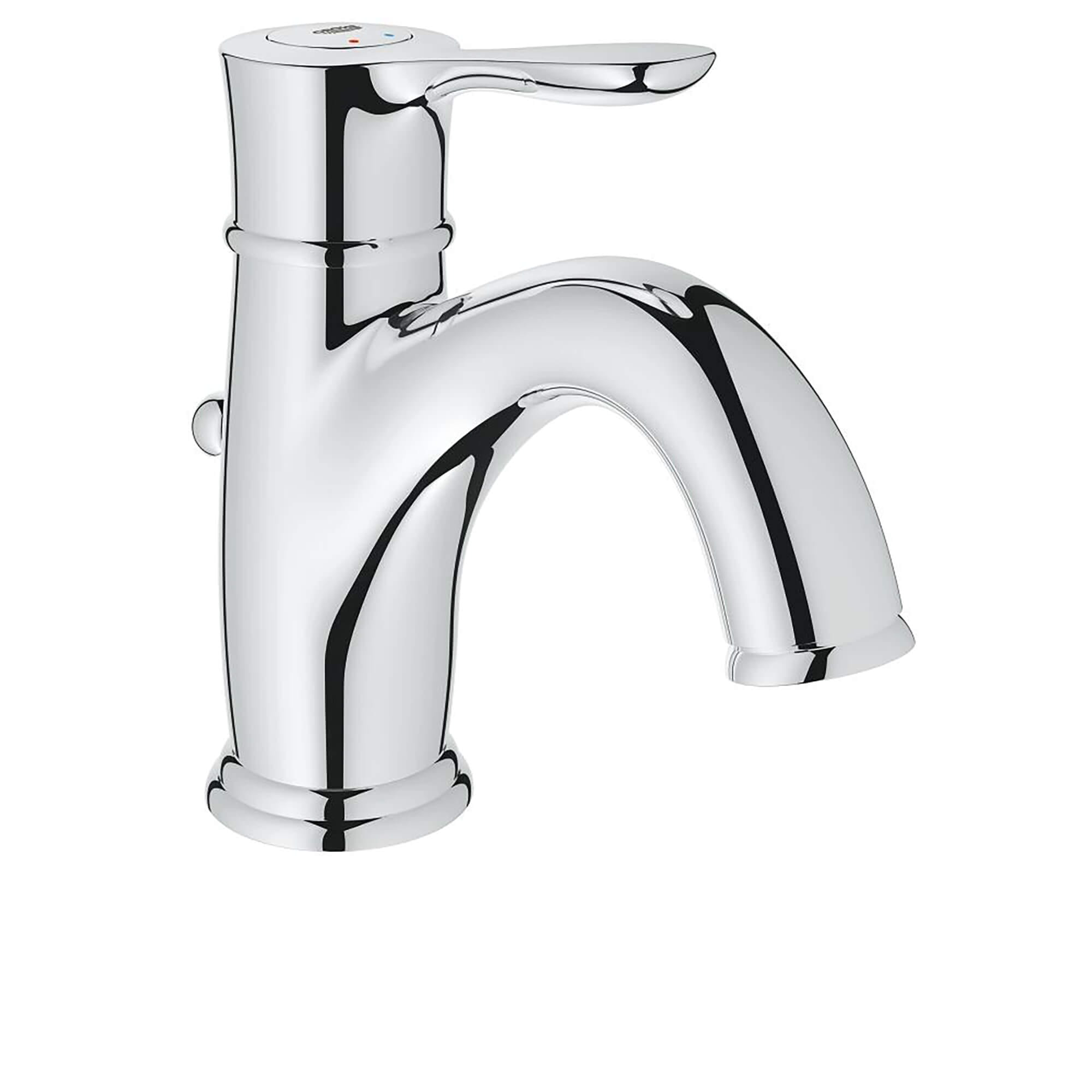 centerset single handle single hole bathroom faucet 1 2 gpm