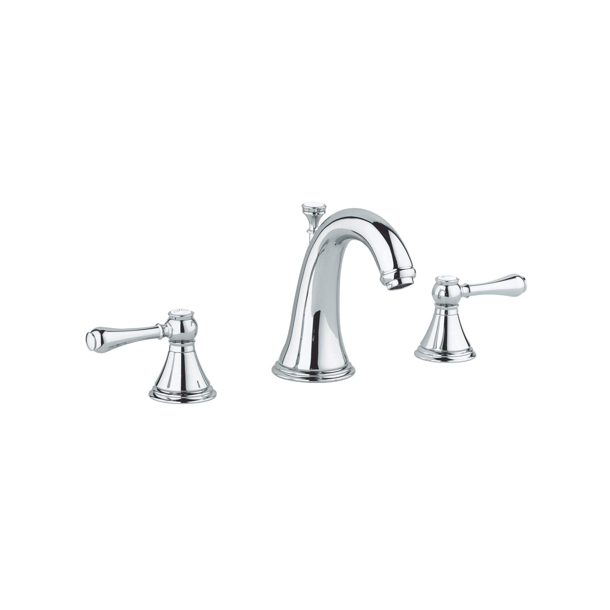 8 inch widespread 2 handle s size bathroom faucet 1 2 gpm