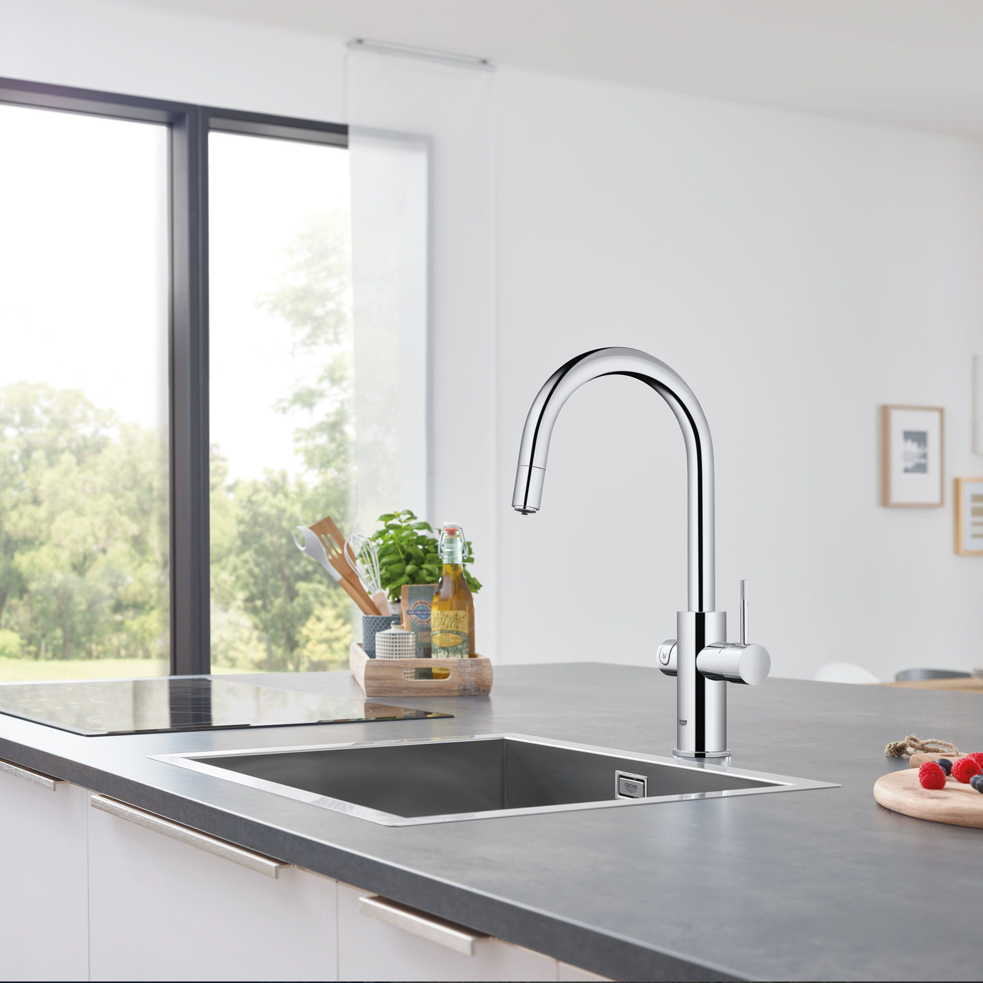 water filter faucets