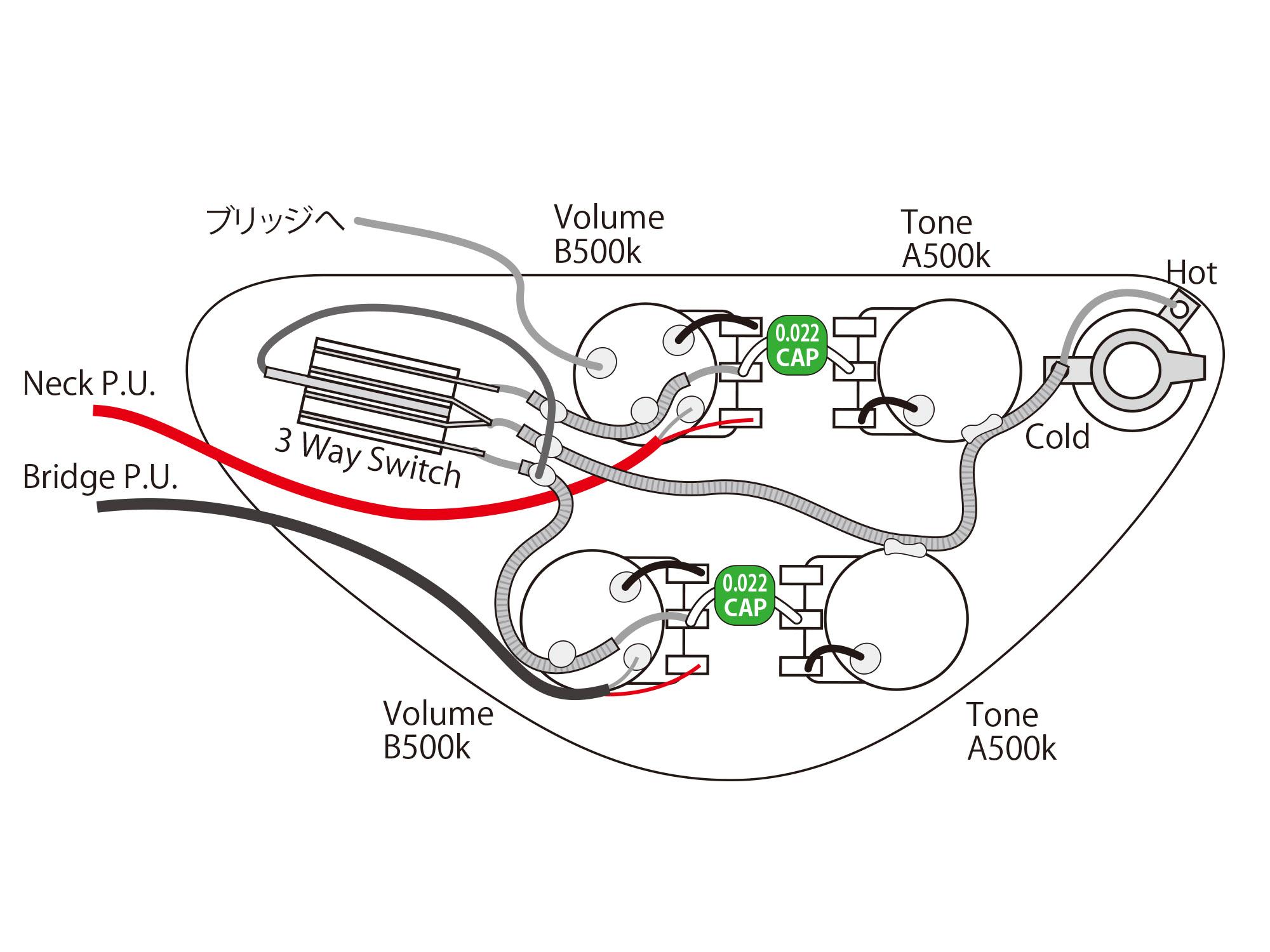 Wiring(実体配線図)