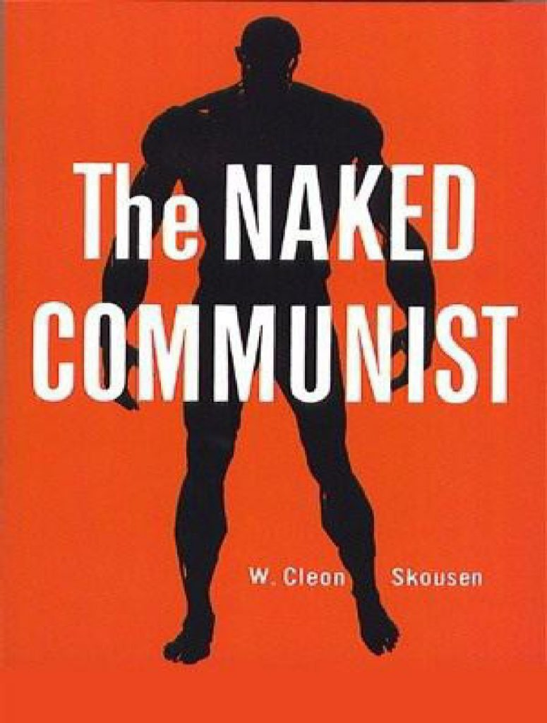 The Naked Communist (O Comunista Nu)