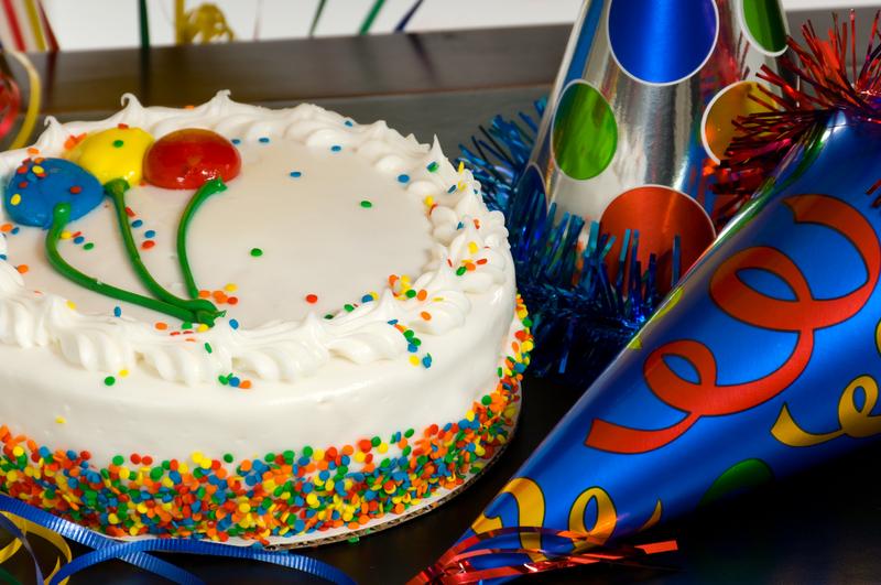 Birthday Cake-dreamstime