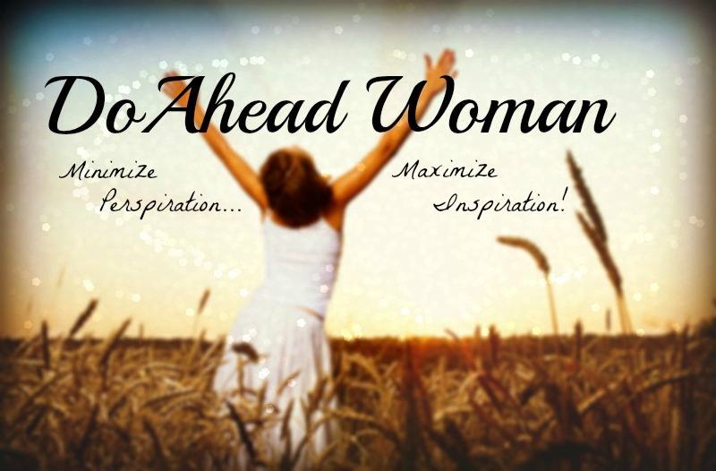DoAheadWoman Facebook Cover