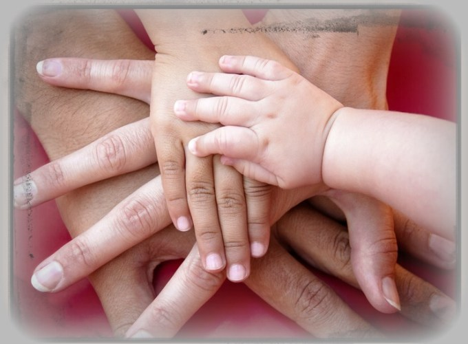 Family Hands I