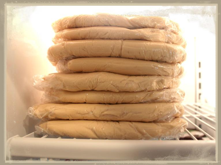Cookie Dough Freezer